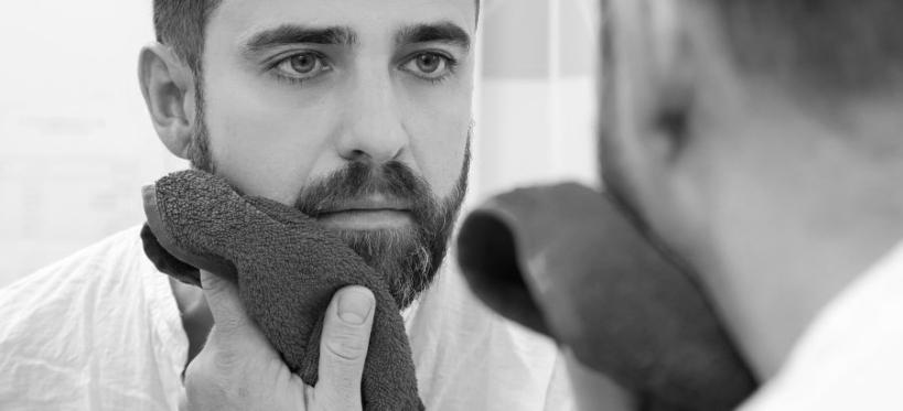 Cómo secar bien tu Barba
